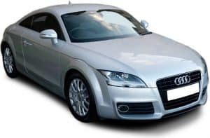 Audi TT Power Steering Fault