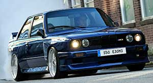 BMW E30 Power Steering Repairs