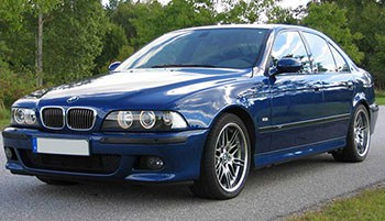BMW 5 Series Power Steering Repairs