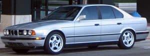 BMW 5-Series Power Steering Problems