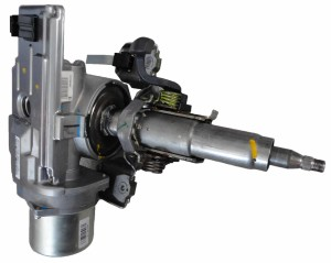 Fiat Panda Electric Power Steering Column Replacement