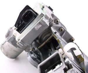 Renault Modus Electric Power Steering Column Replacement