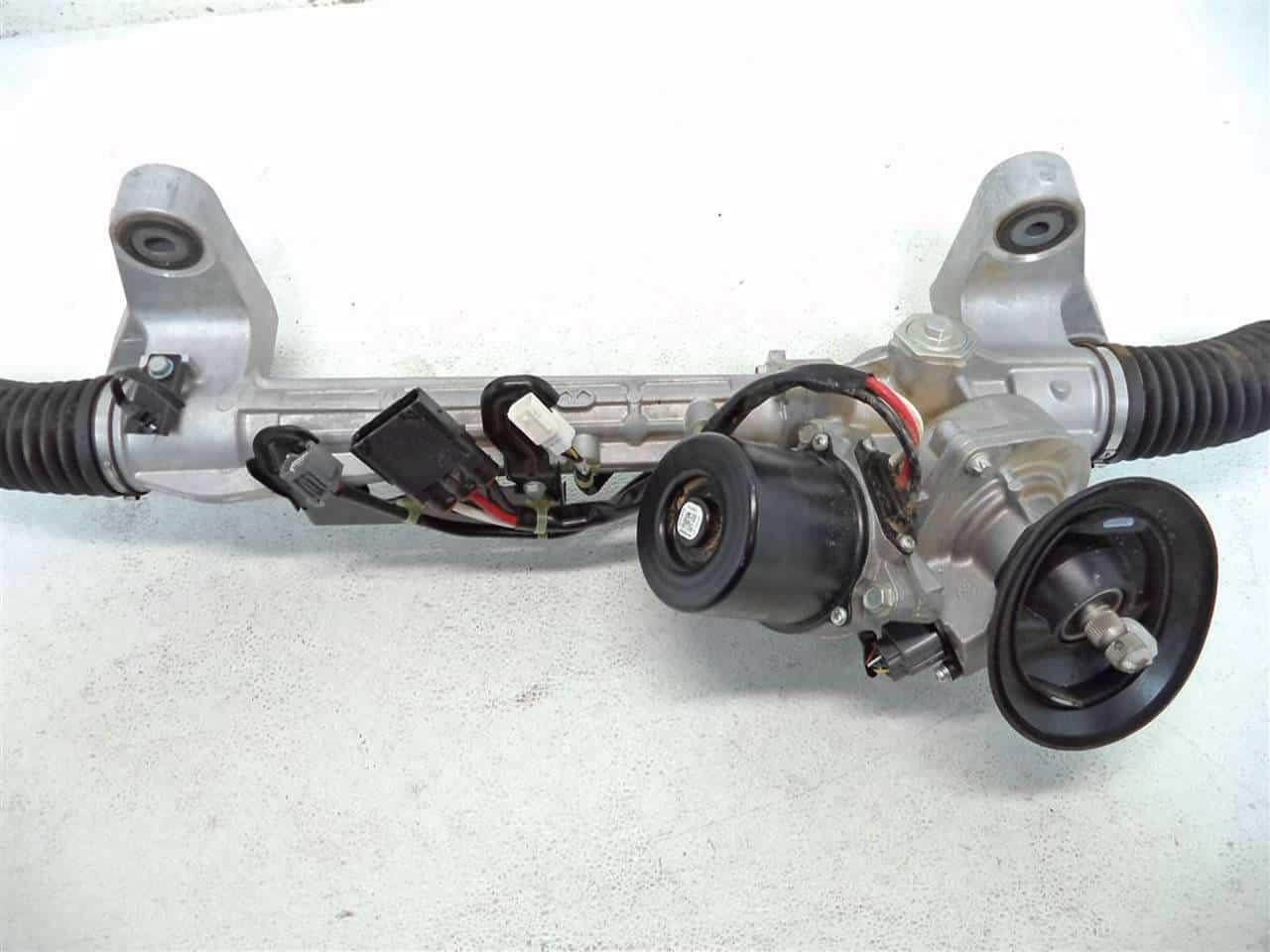 Honda CR-V Electric Power Steering (EPS) Rack / Motor Repairs   Power Steering Services